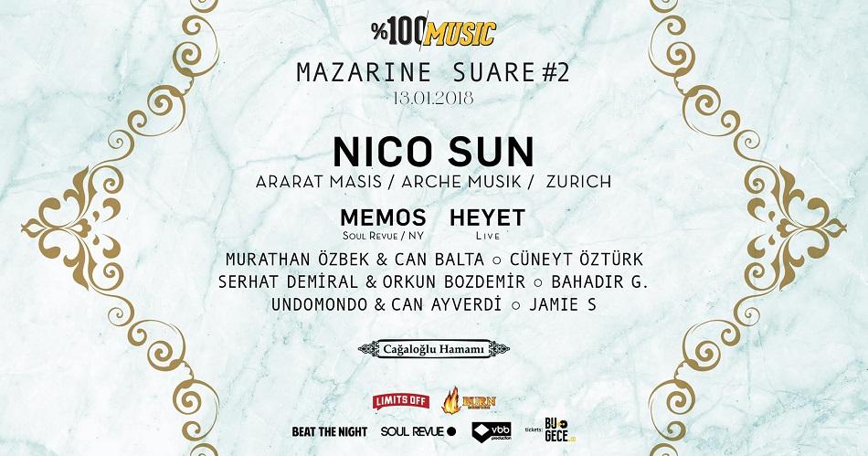 nico sun